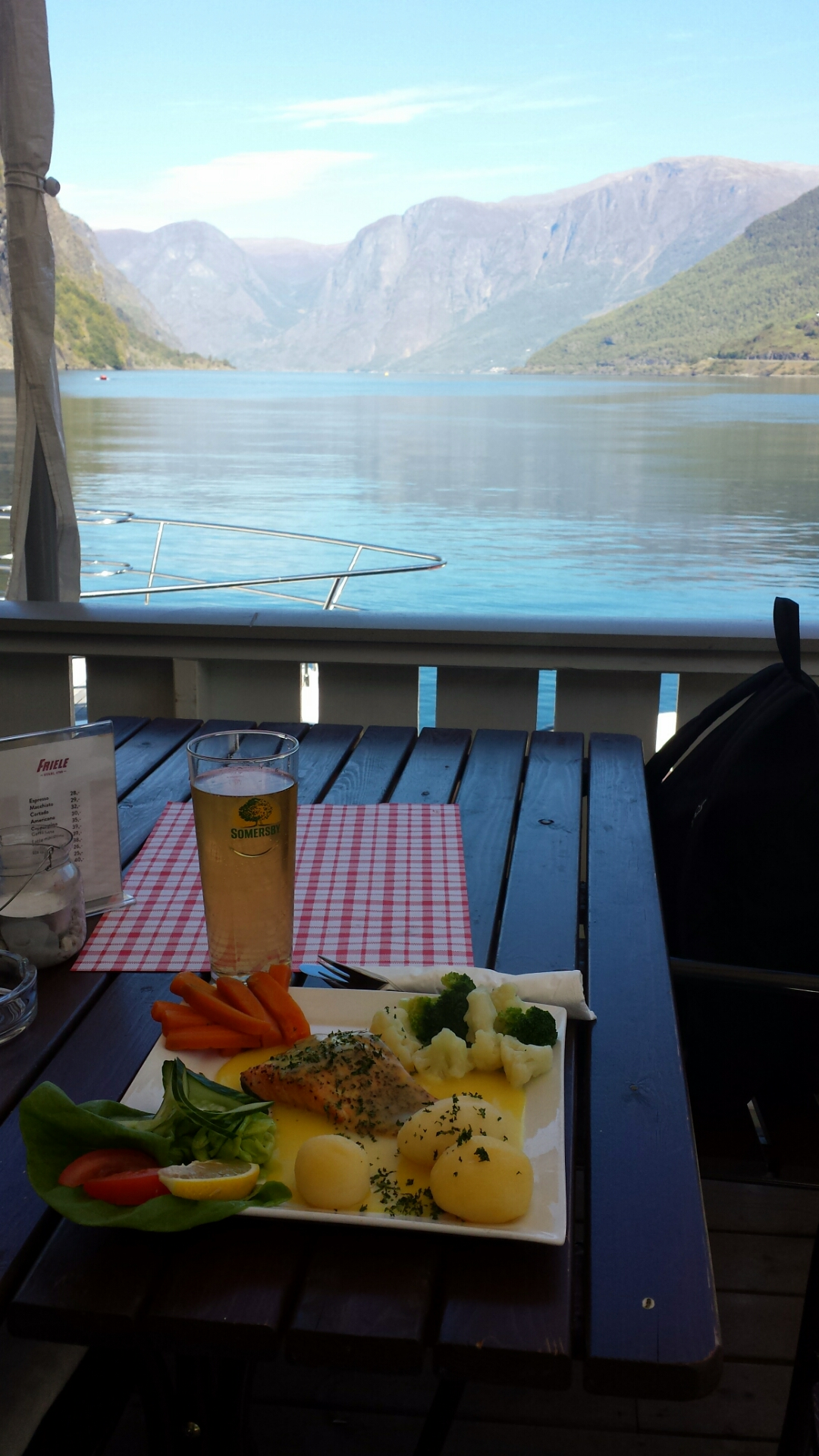 Flam_Marina_Lunch_With_A_View_Norway