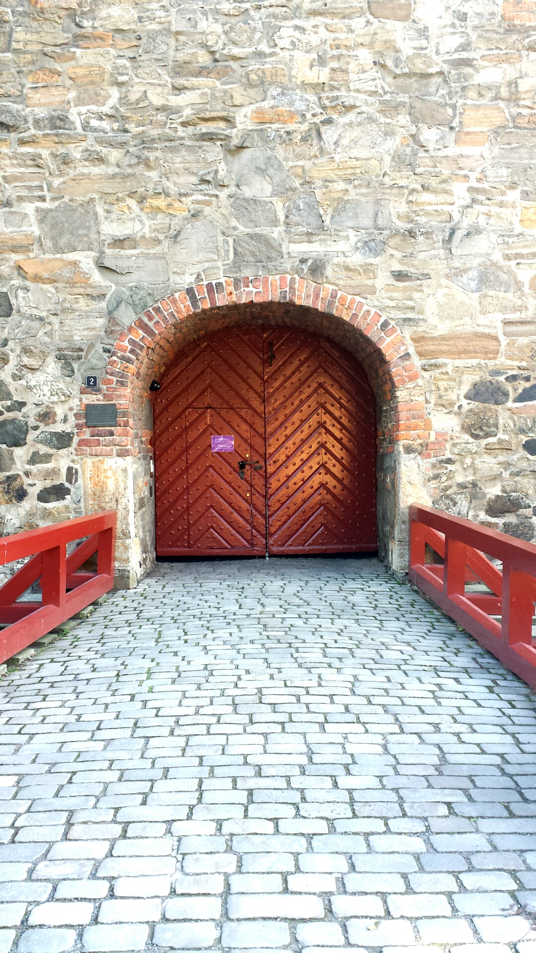 Akershus Fortress_Oslo_Norway