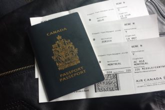 Grab your passport