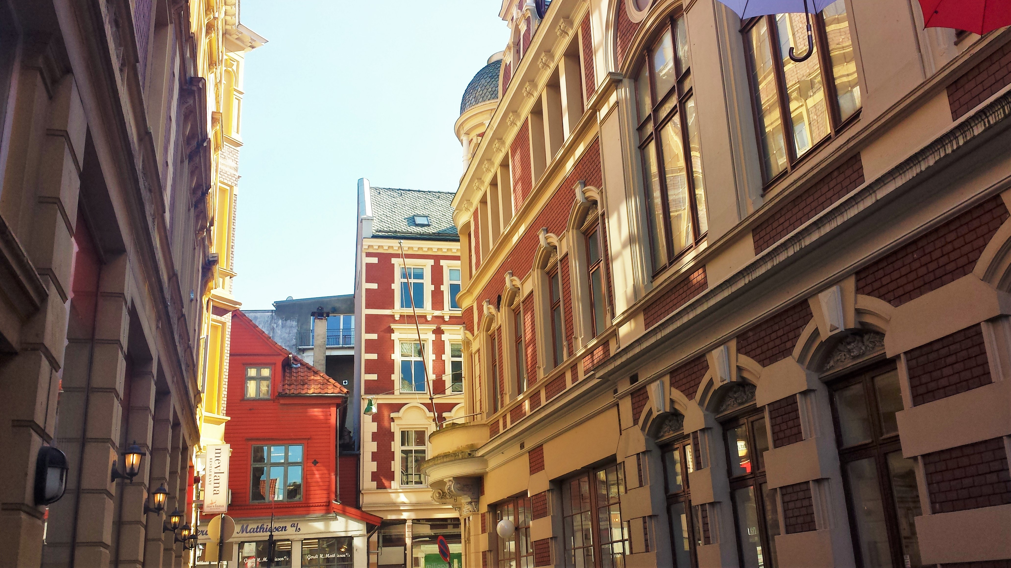 Streets_Bergen_Norway