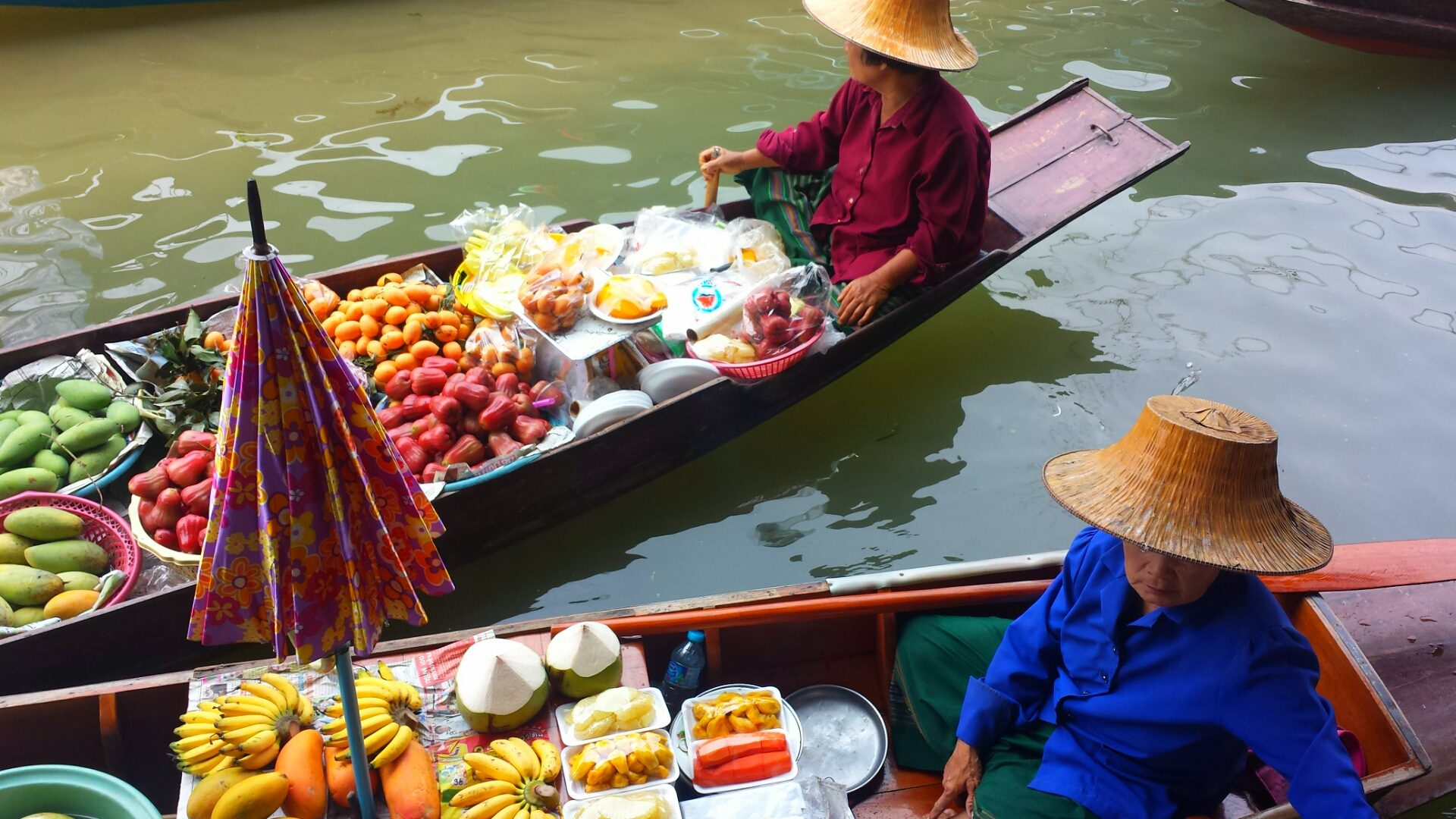 Thailand_Floating_Market