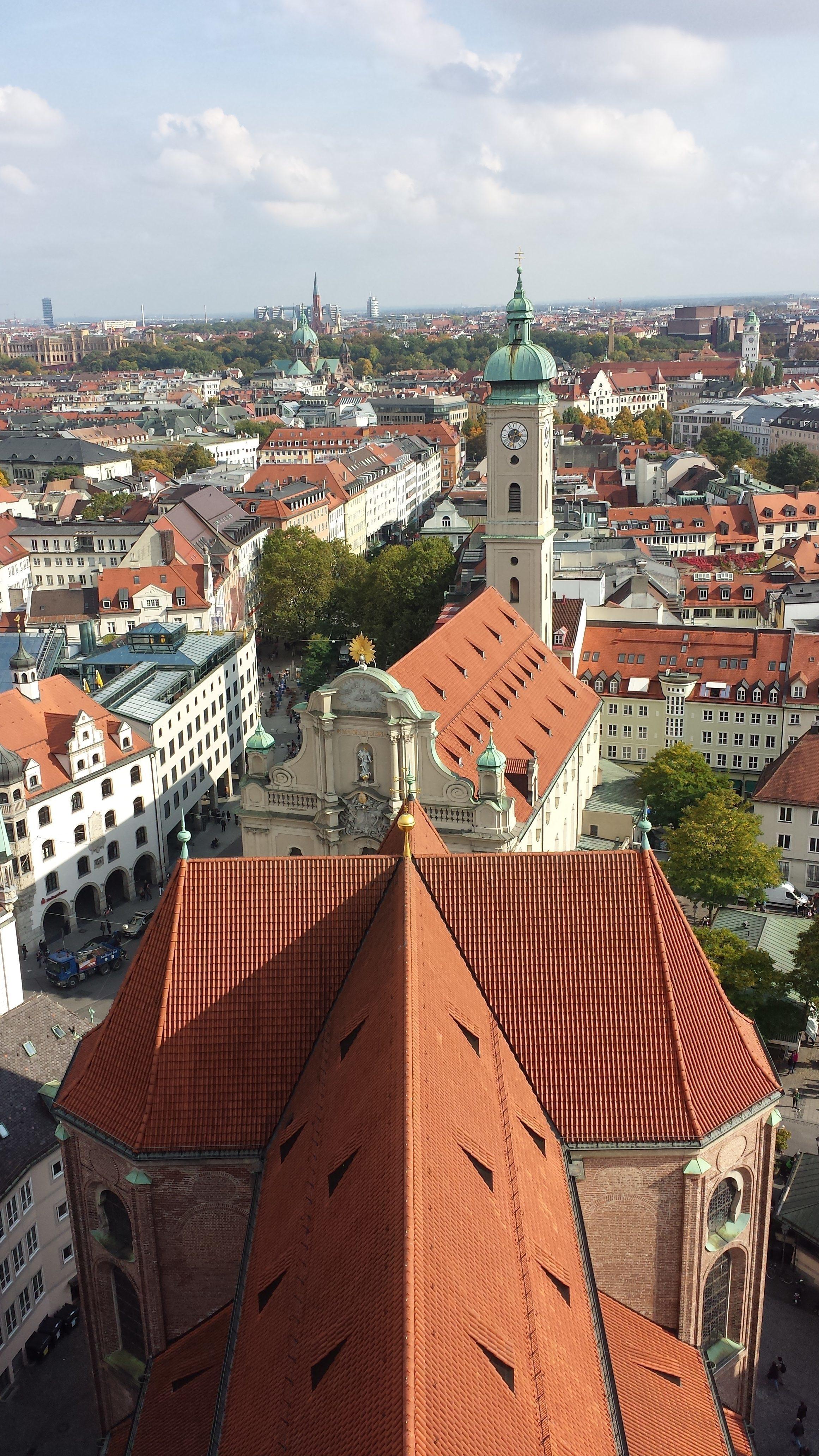 St. Peterskirche views