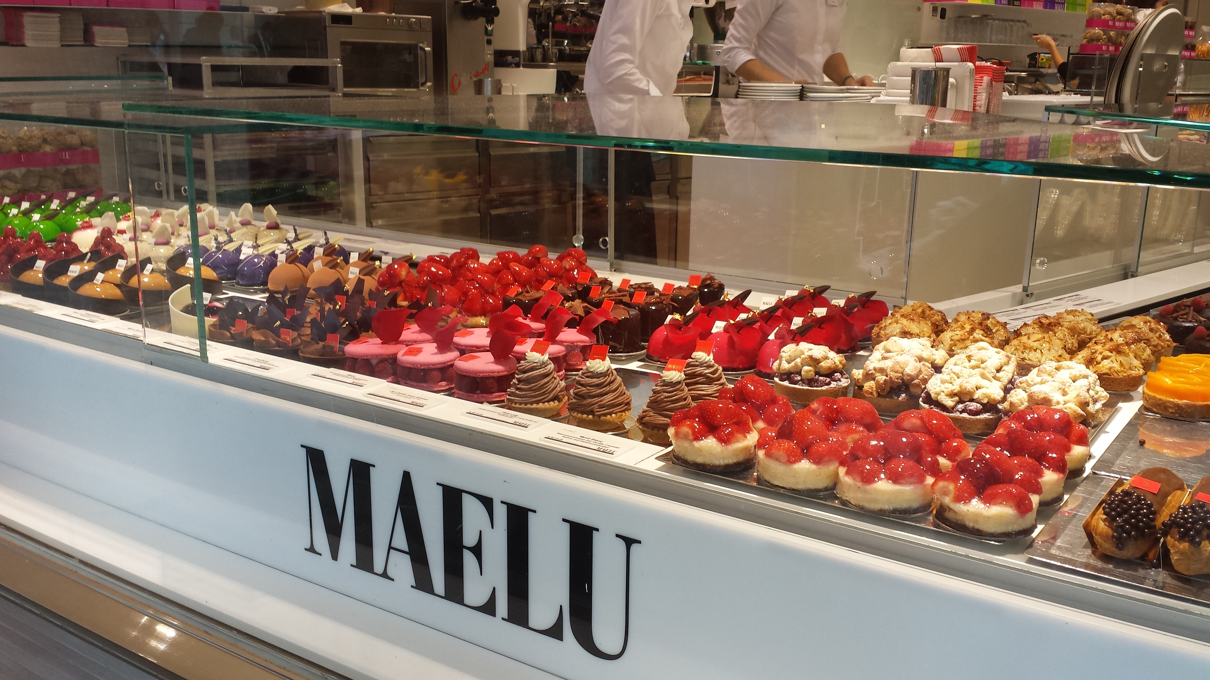 Desserts_Maelu_Bakery_Munich_Germany