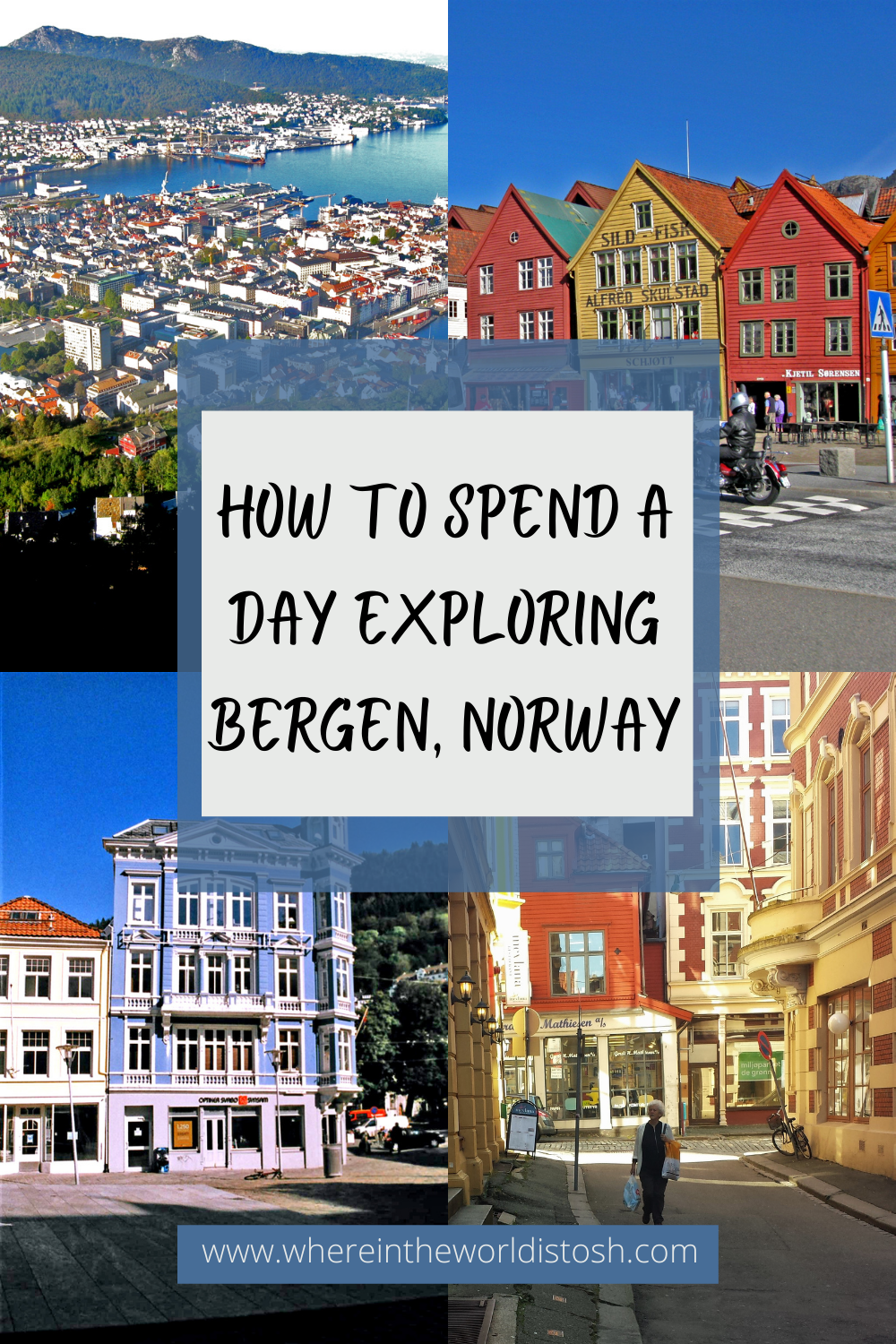 How To Spend A Day Exploring Bergen Norway
