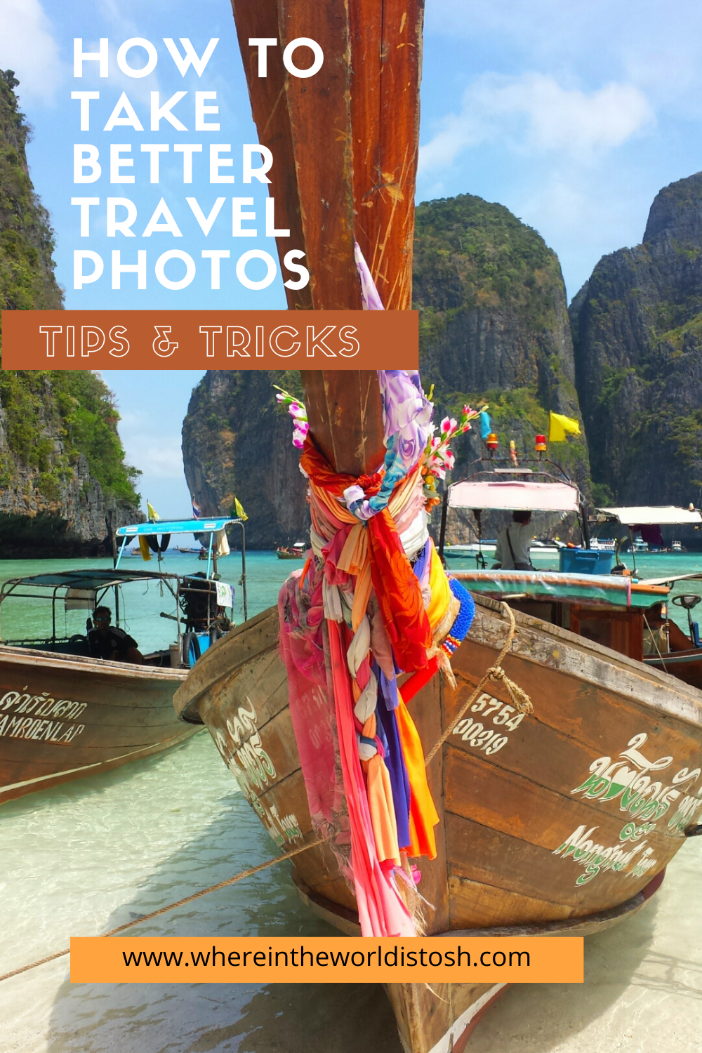 How To Take Better Travel Photos - Tips And Tricks