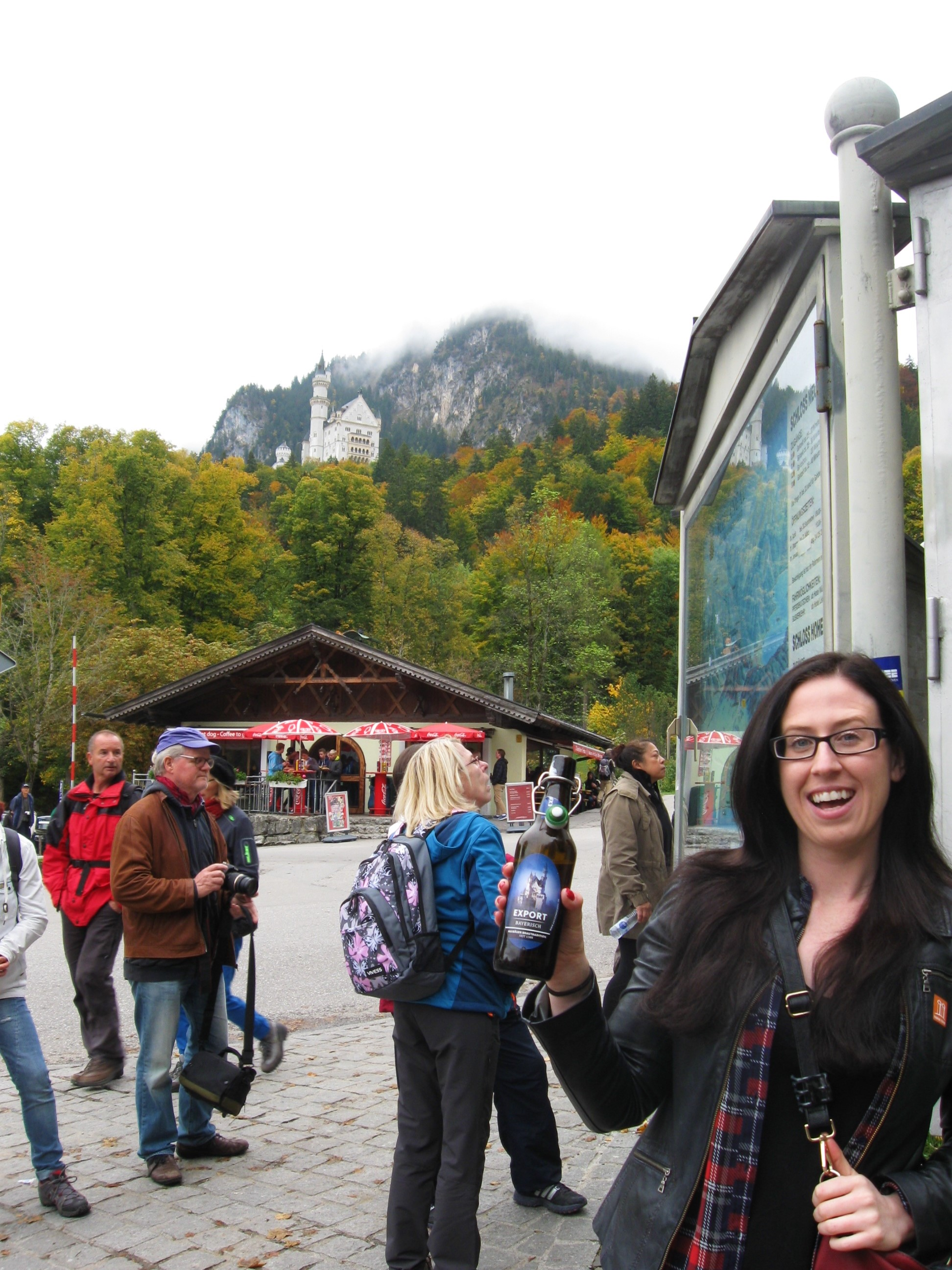 Hnaging_Out_At_Neushwanstein_Castle