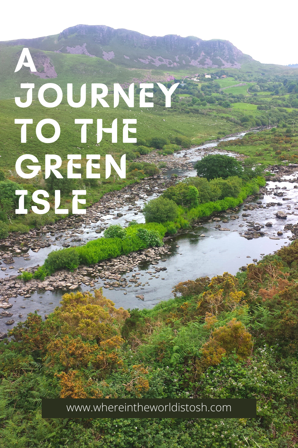 Journey To The Green Isle
