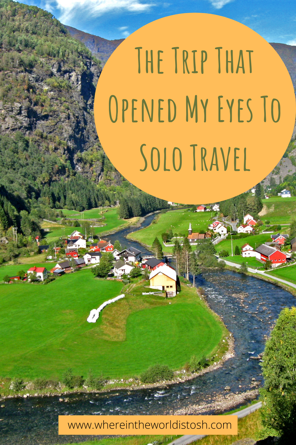 The Trip That Opened My Eyes To Solo Travel