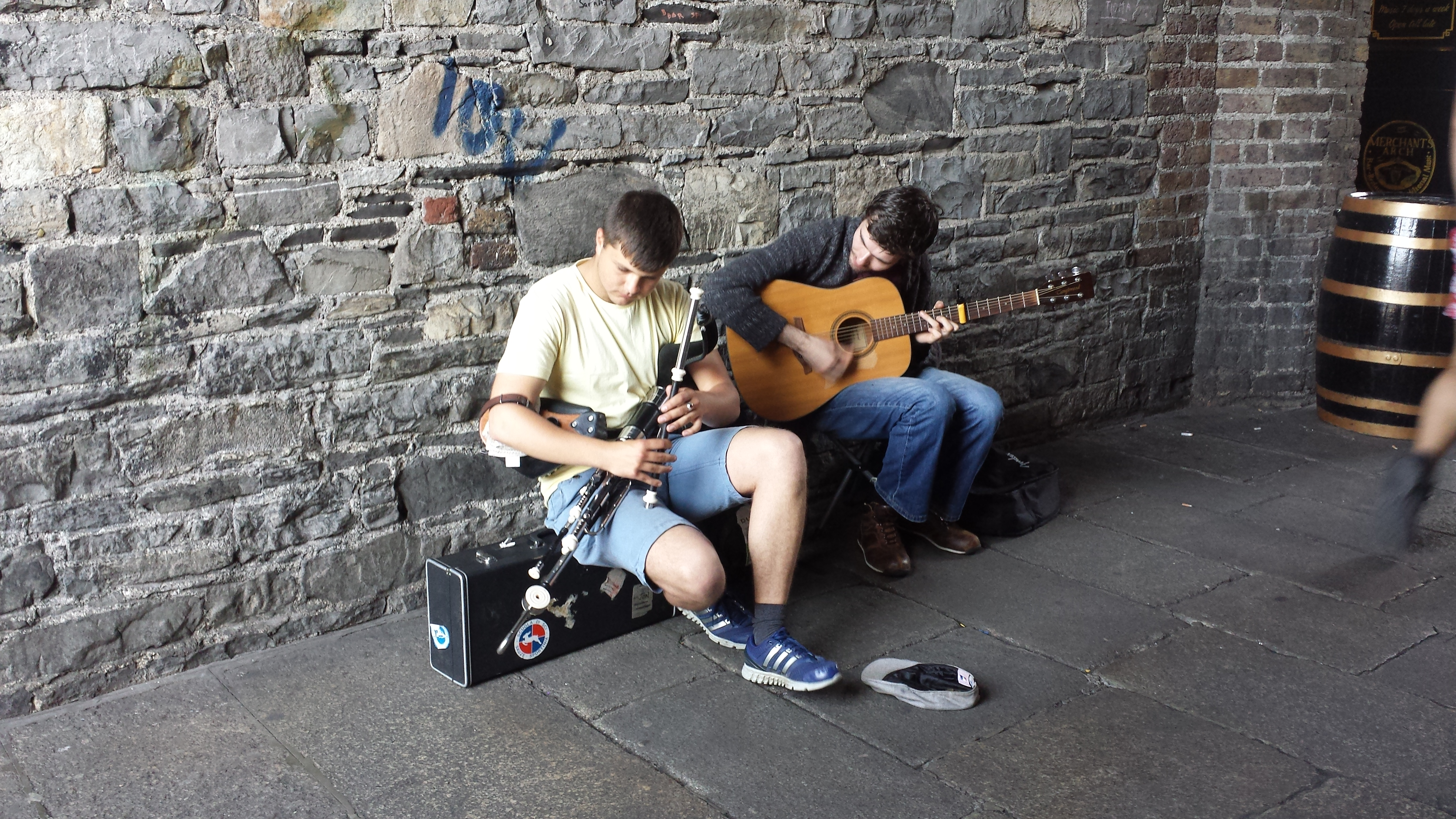 Exploring_Dublin_Ireland