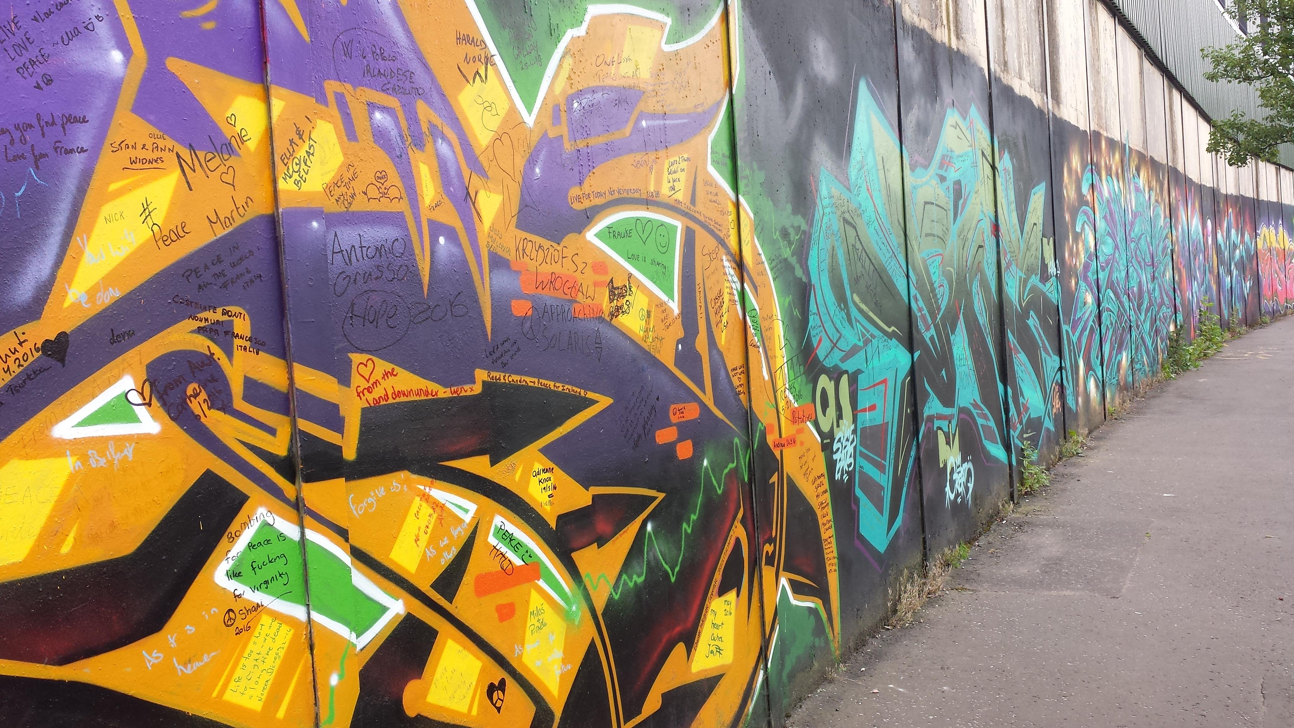 Exploring_Belfast_Ireland