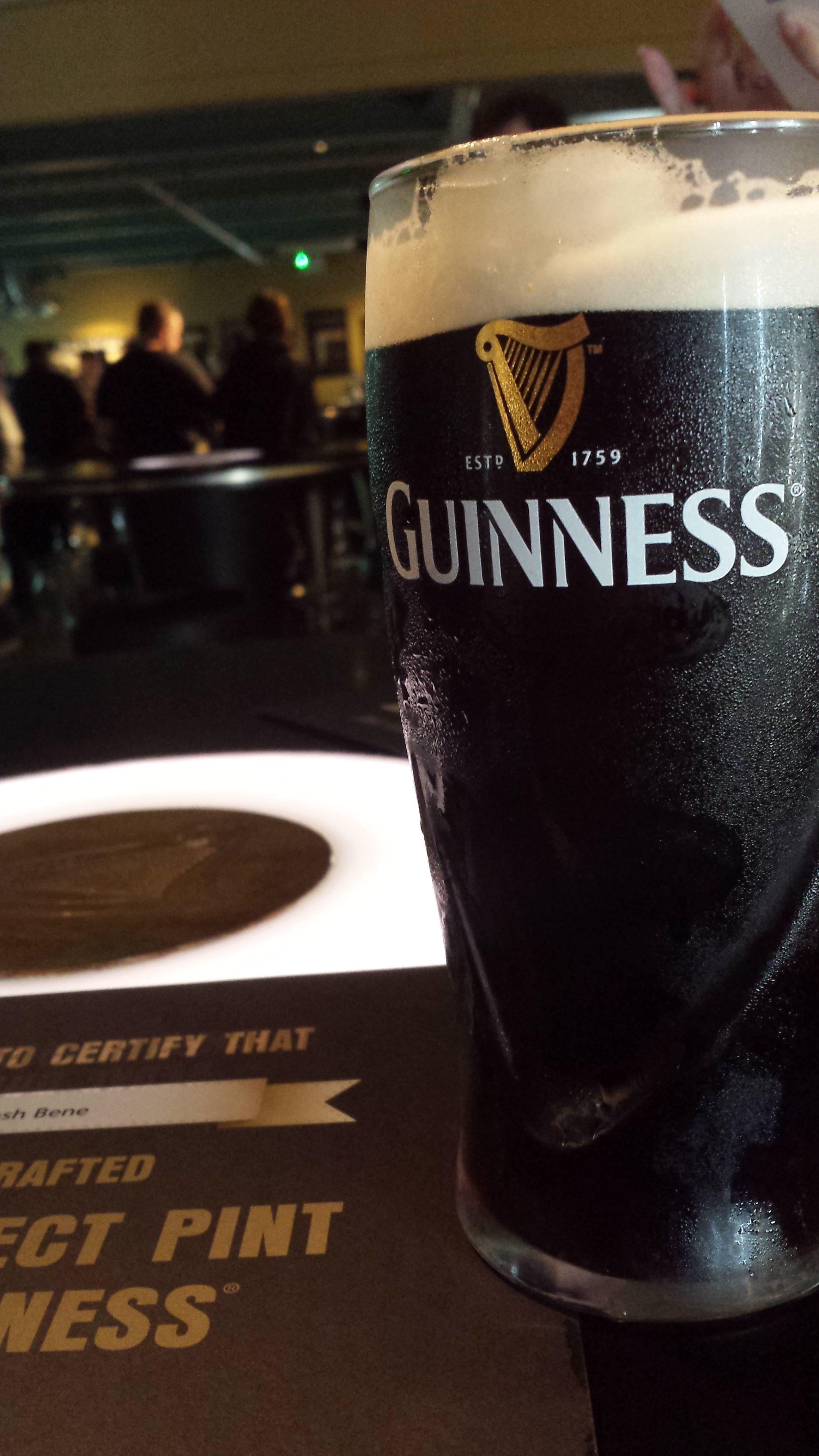 Guinness Storehouse_Dublin Ireland