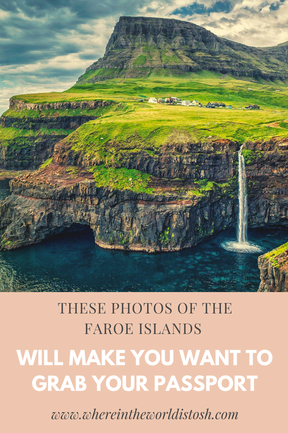 These Photos Of The Faroe Islands Will Make You Want To Grab Your Passport
