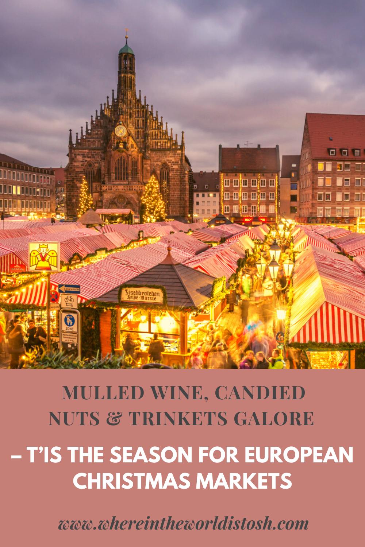 European Christmas Markets To Visit