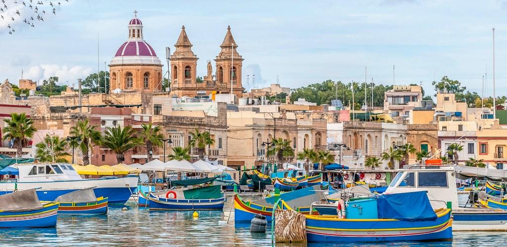 Marsaxlokk Malta