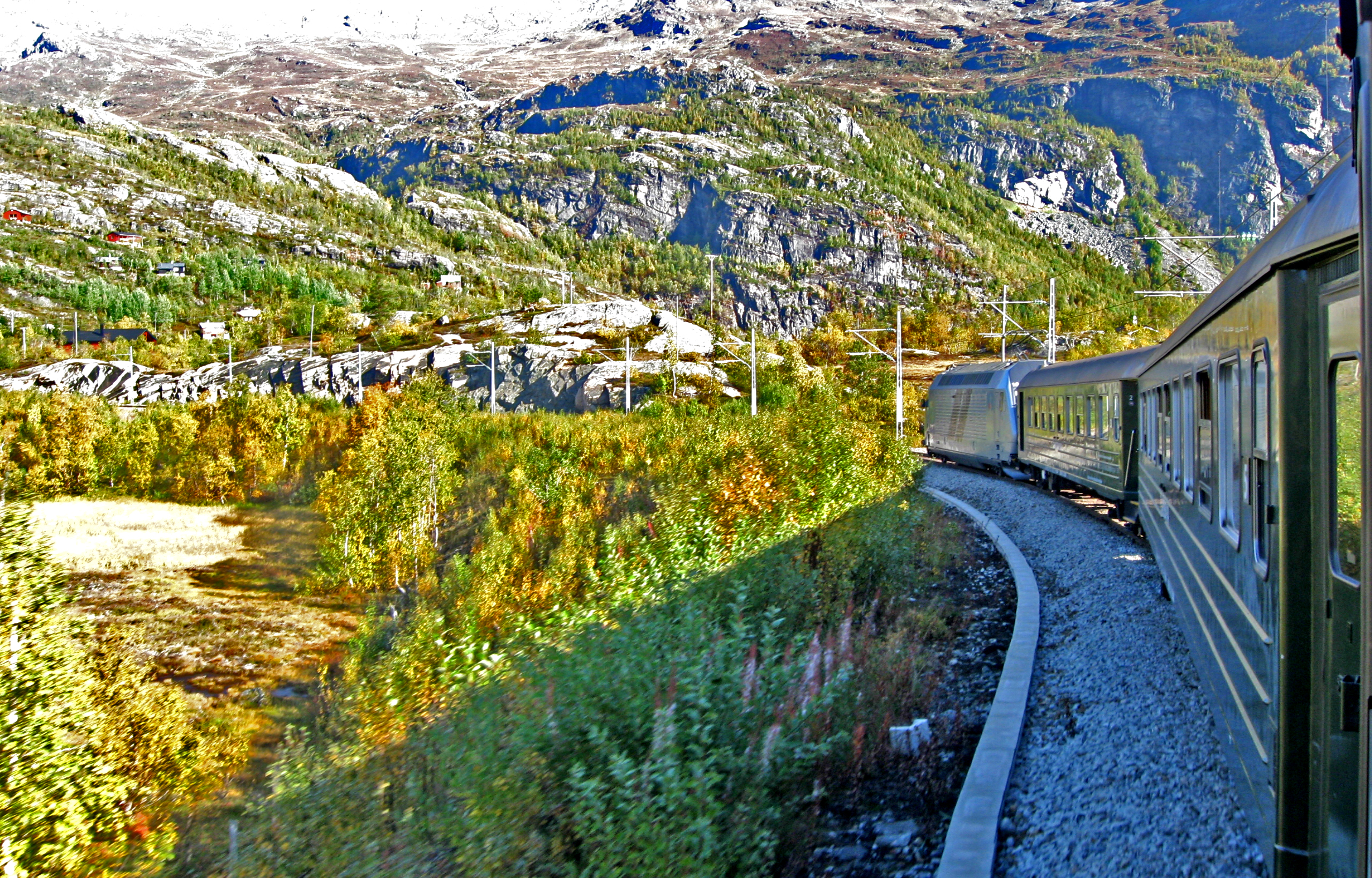 How To Travel Through Norway On A Budget