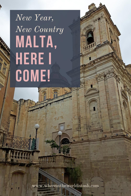Malta Here I Come
