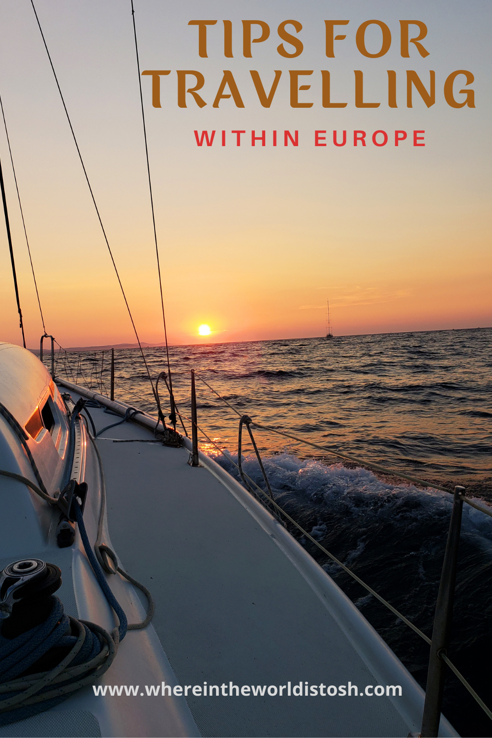 Tips For Travelling Within Europe