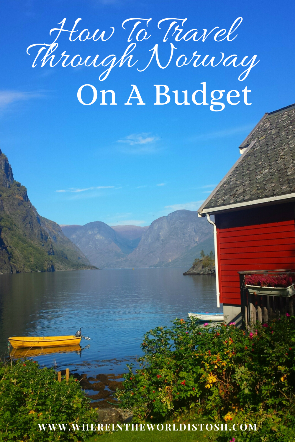 Travel Norway On A Budget