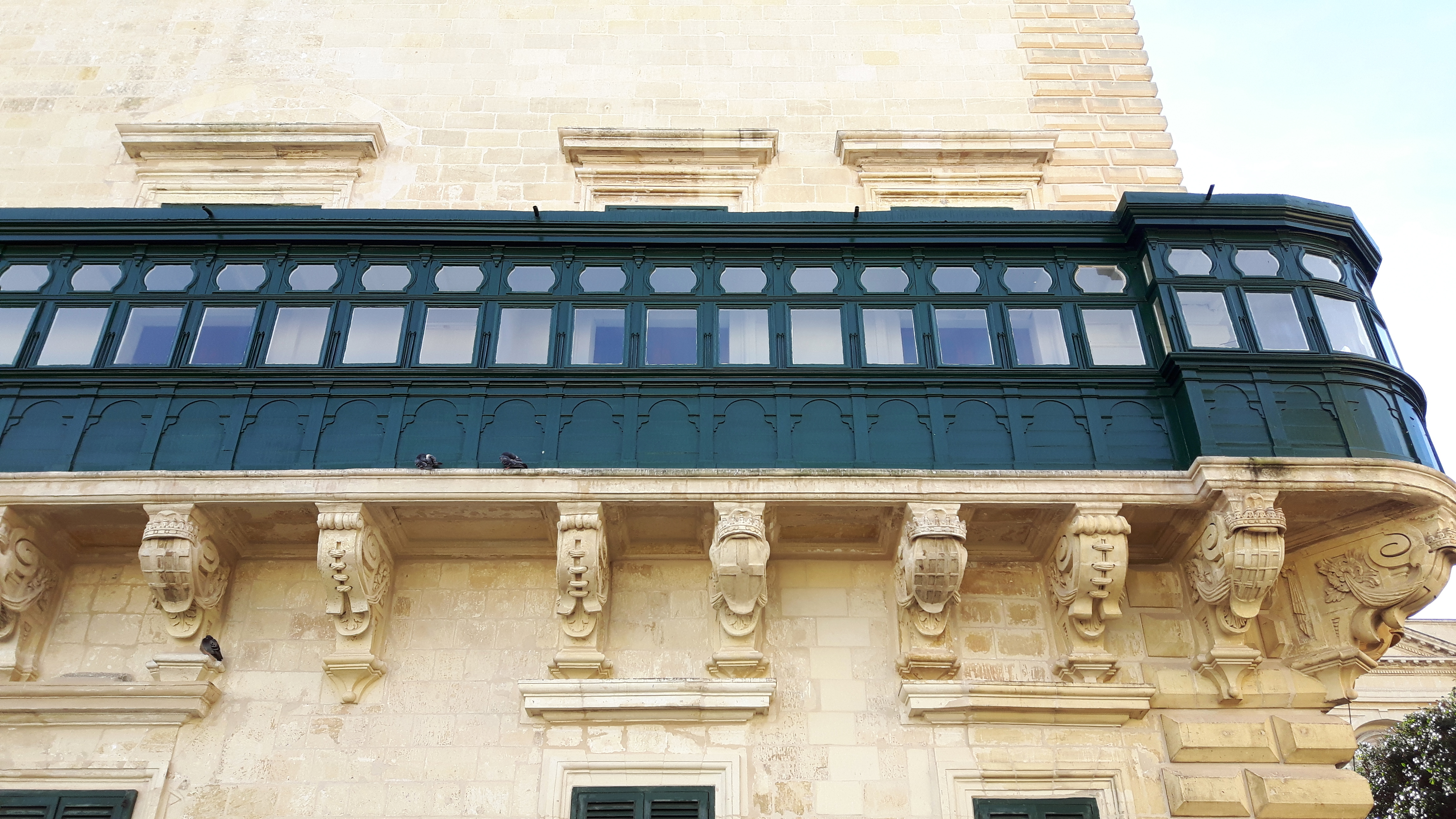 Colourful_Wooden_Balconies_Malta_Europe