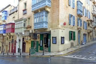 Colourful_Wooden_Balconies_Valletta_Malta_Europe