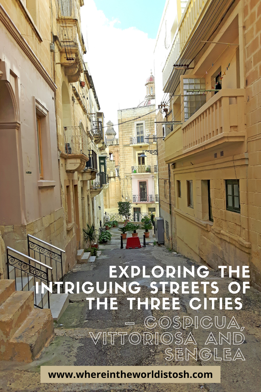 Exploring The Three Cities
