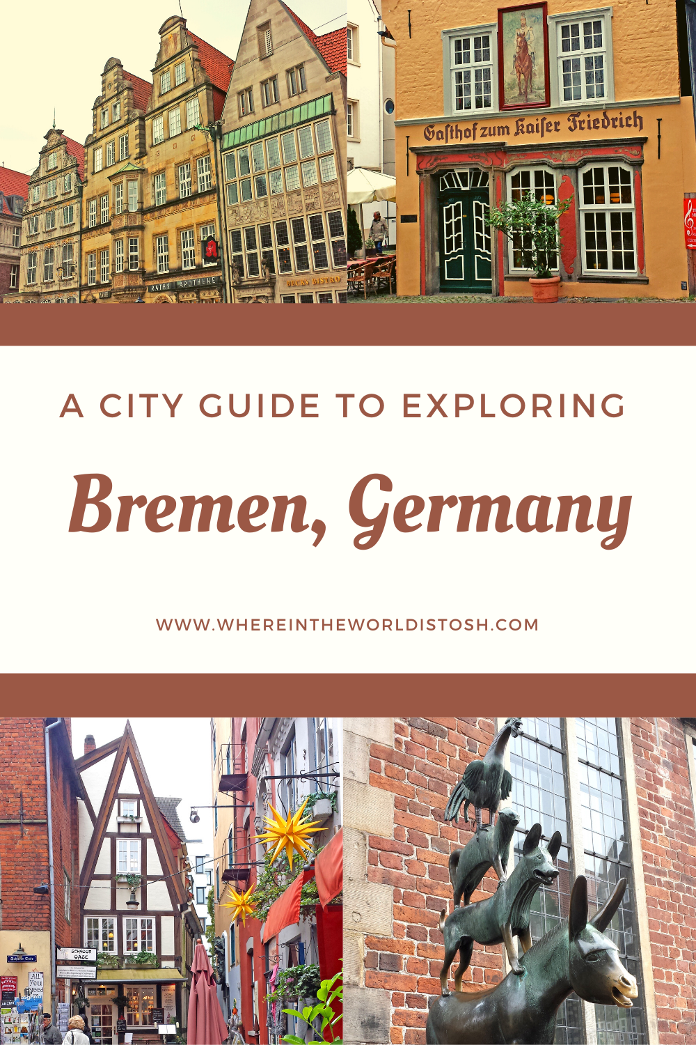 City Guide To Bremen Germany