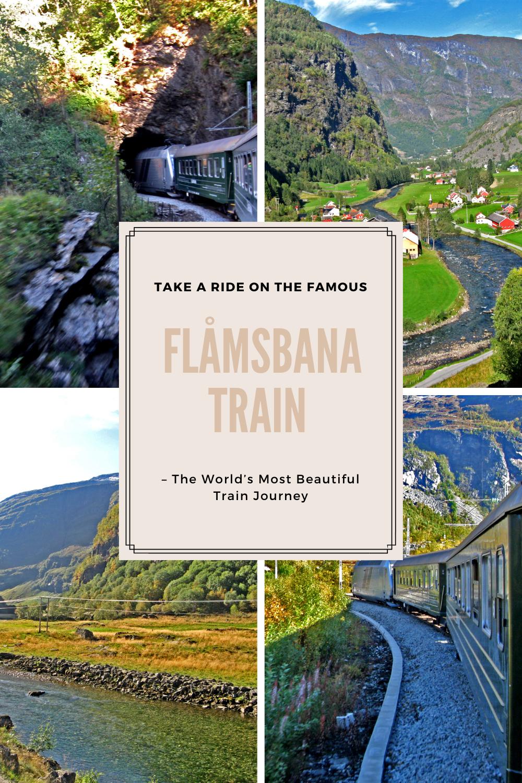 Flamsbana Train Ride