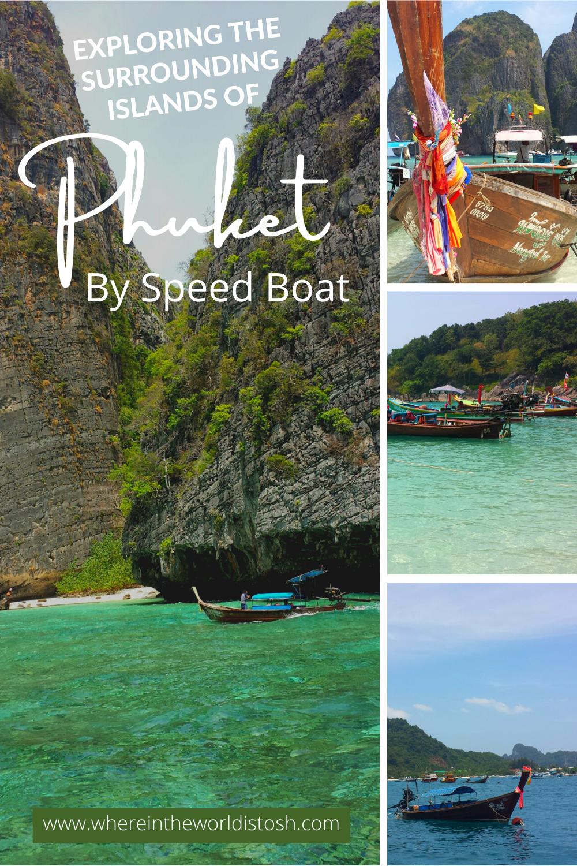 Phuket By Speed Boat