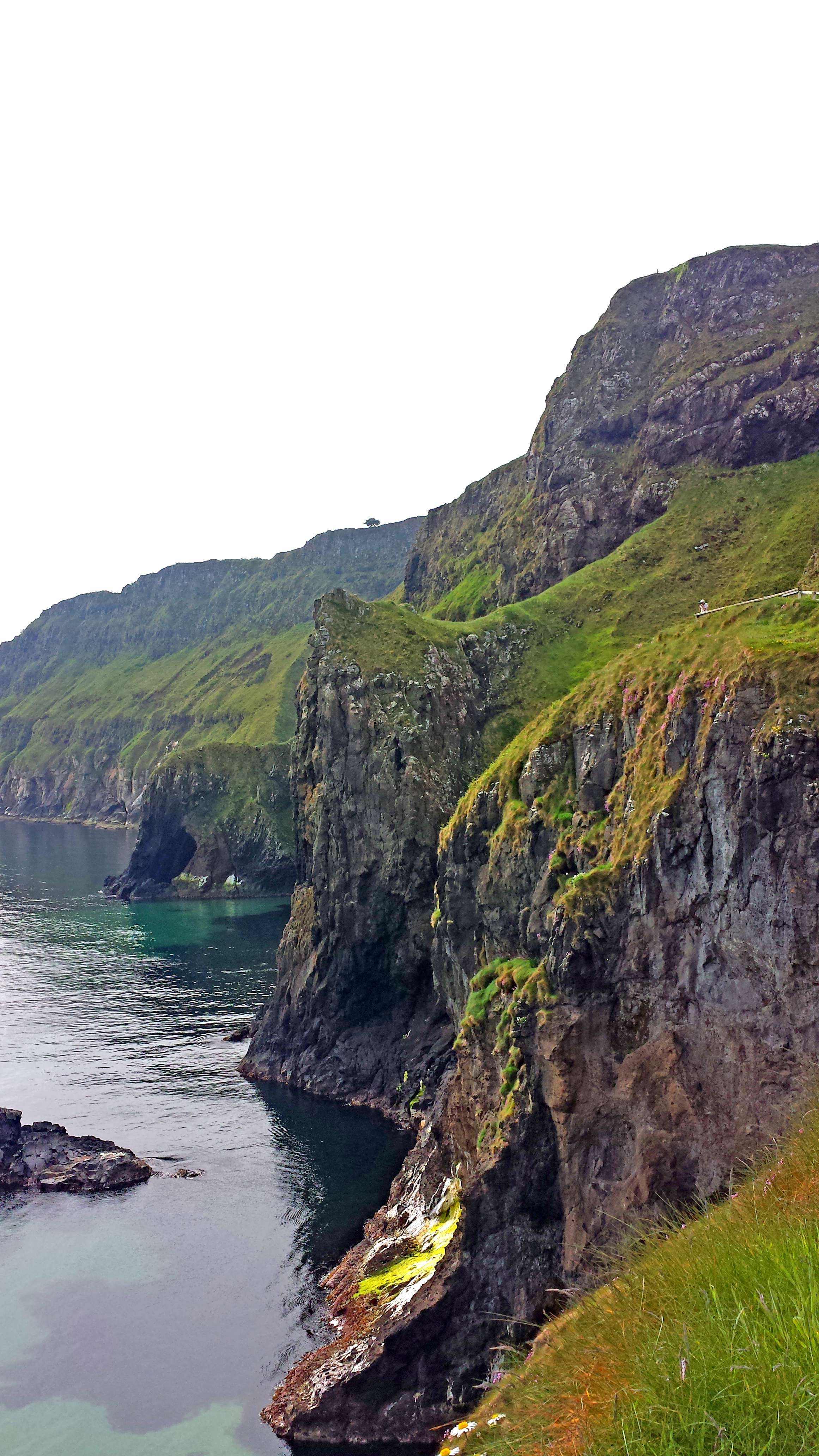 Carrick-a-Rede Rope Bridge_Northern Ireland