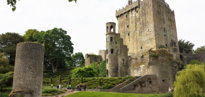 Blarney_Castle_Ireland_Europe