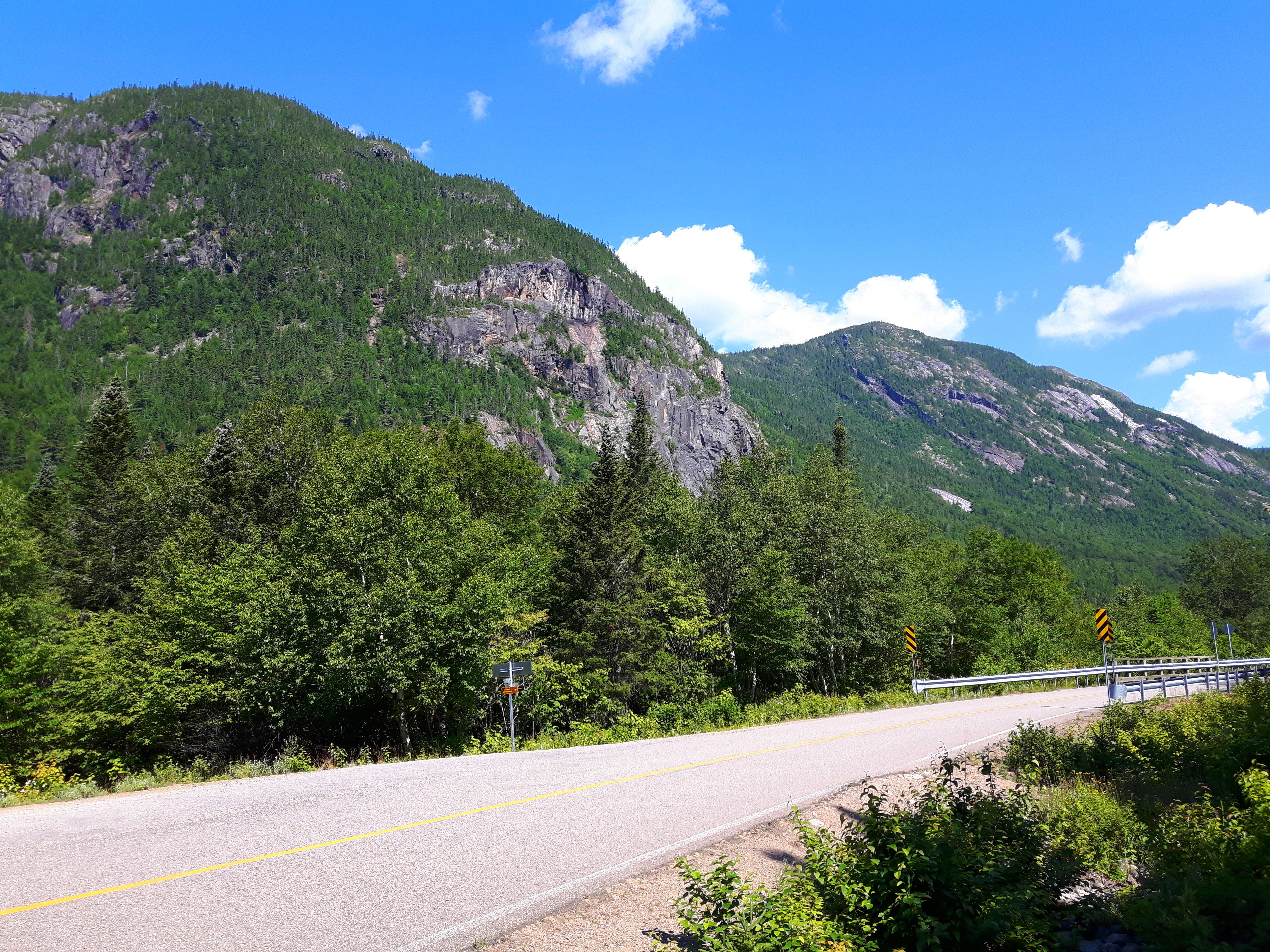 Acropole des Draveurs Trail Hautes-Gorges-de-la-Rivière-Malbaie National Park