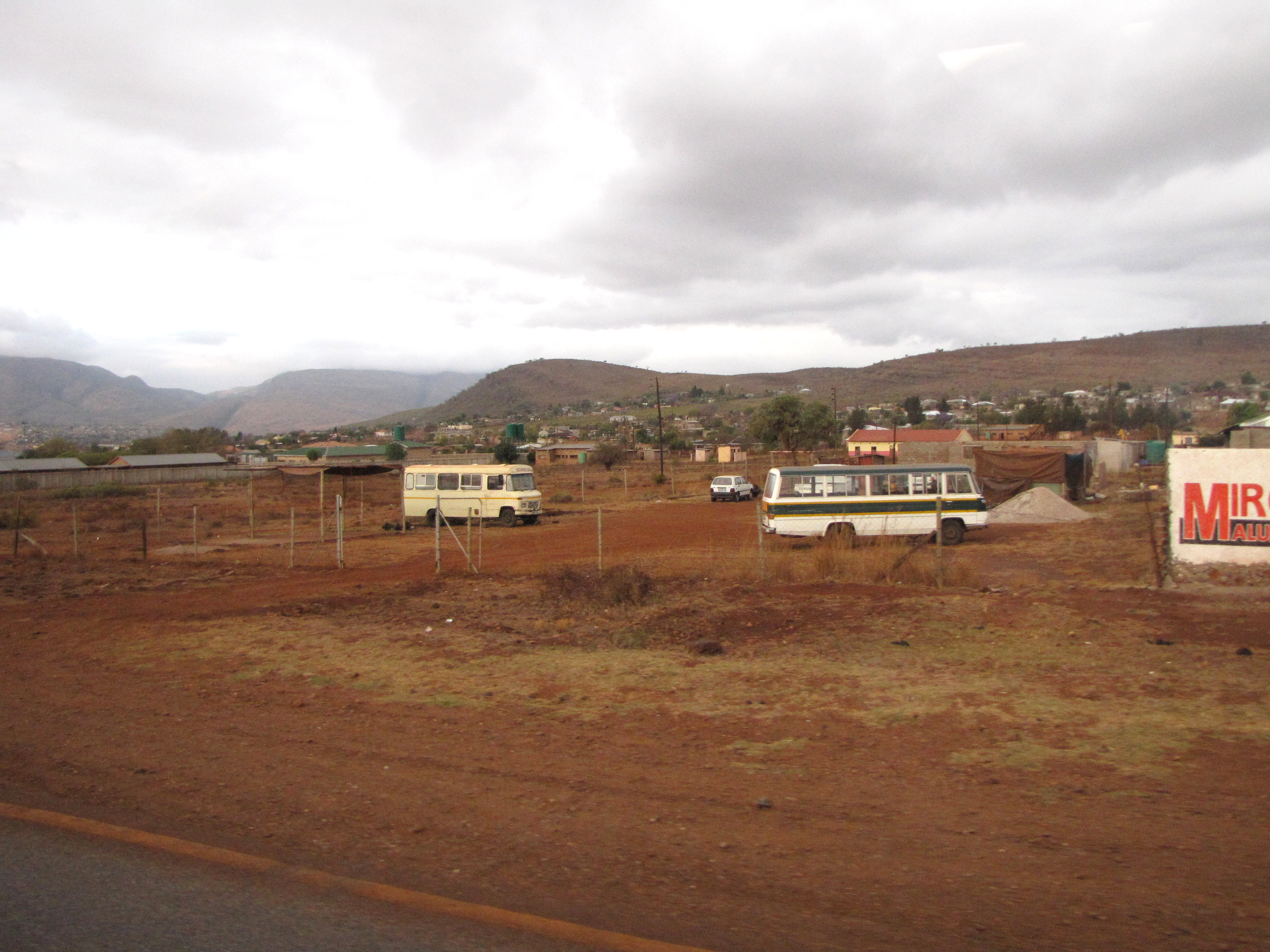 South African Village