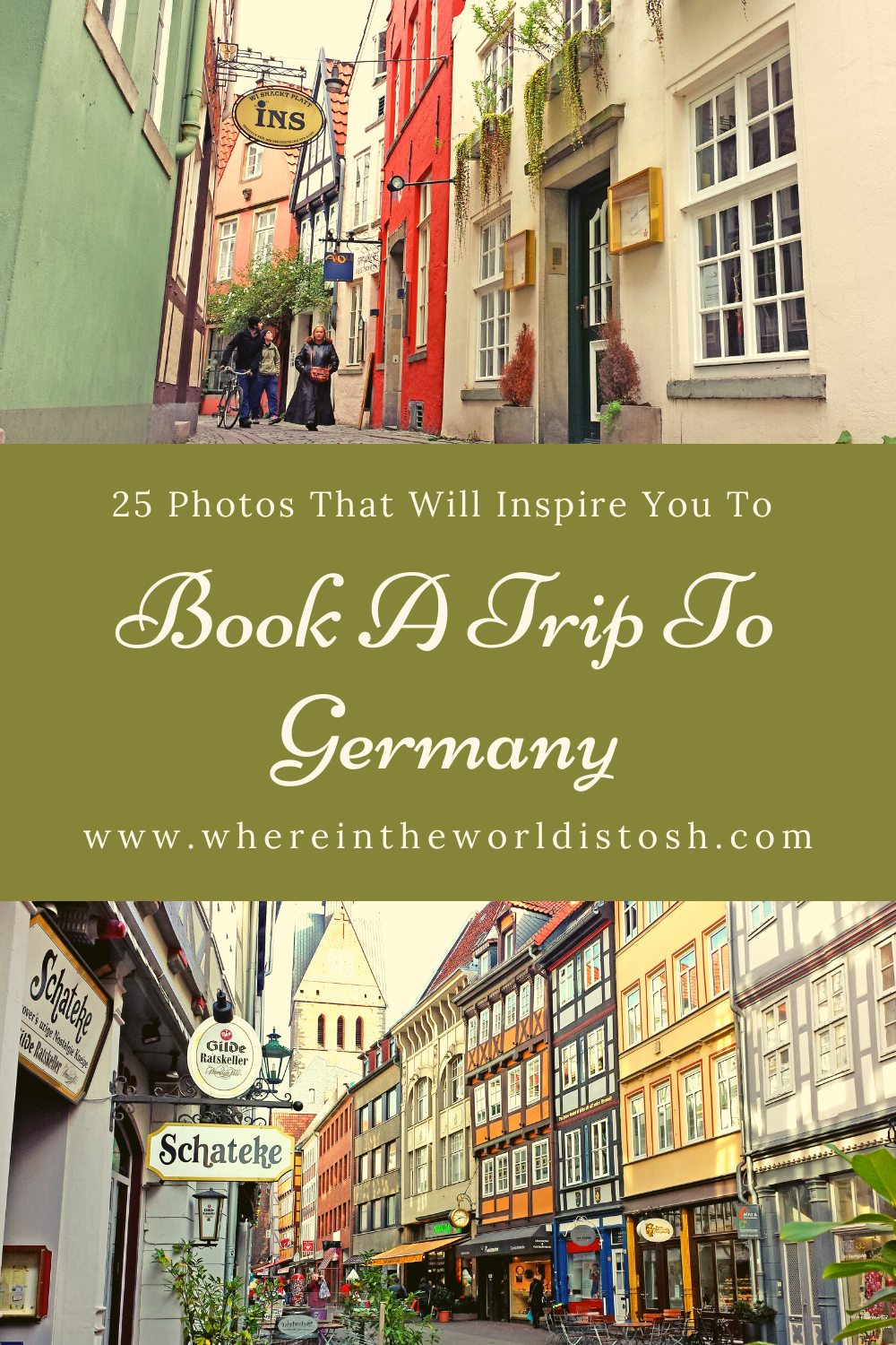 25 Photos Of Germany