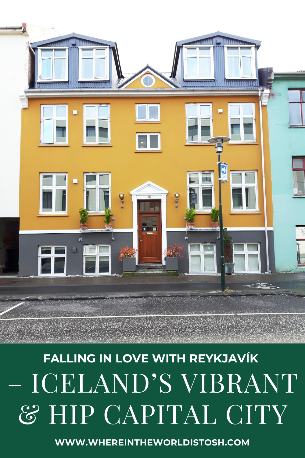 Reykjavik Hip Capital City