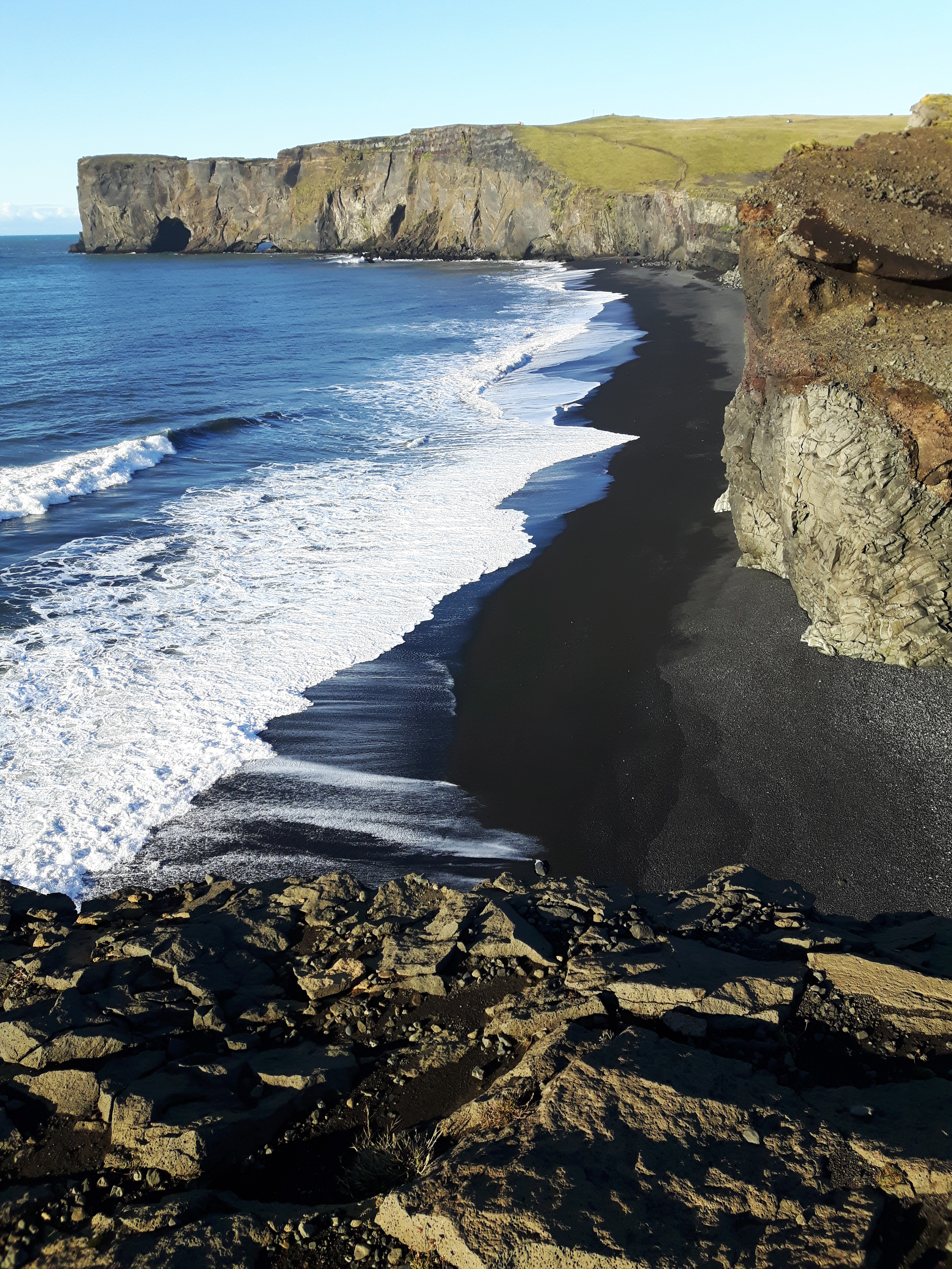 Dyrholaey_Southern_Iceland