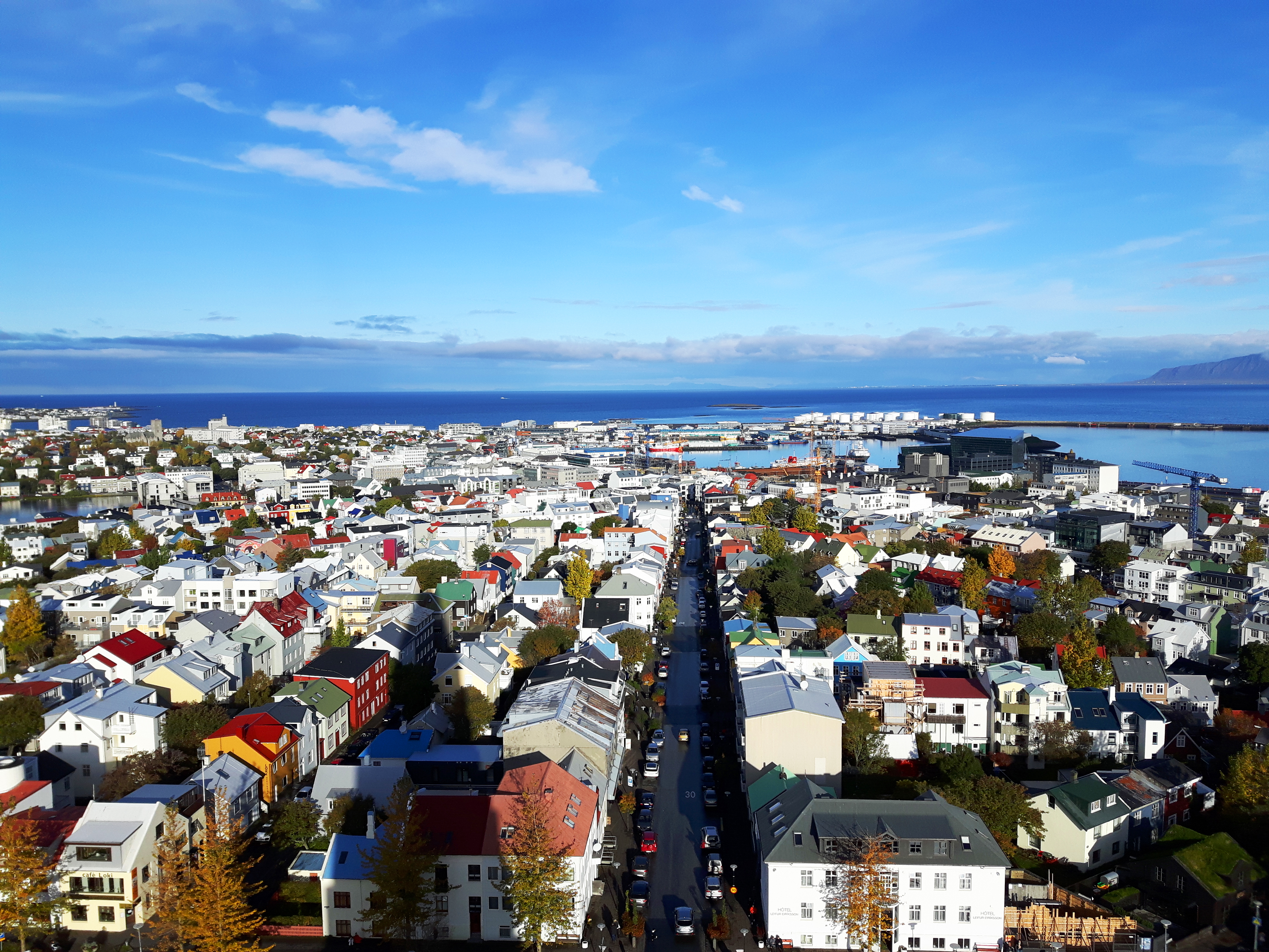 Reykjavík_Iceland_Europe