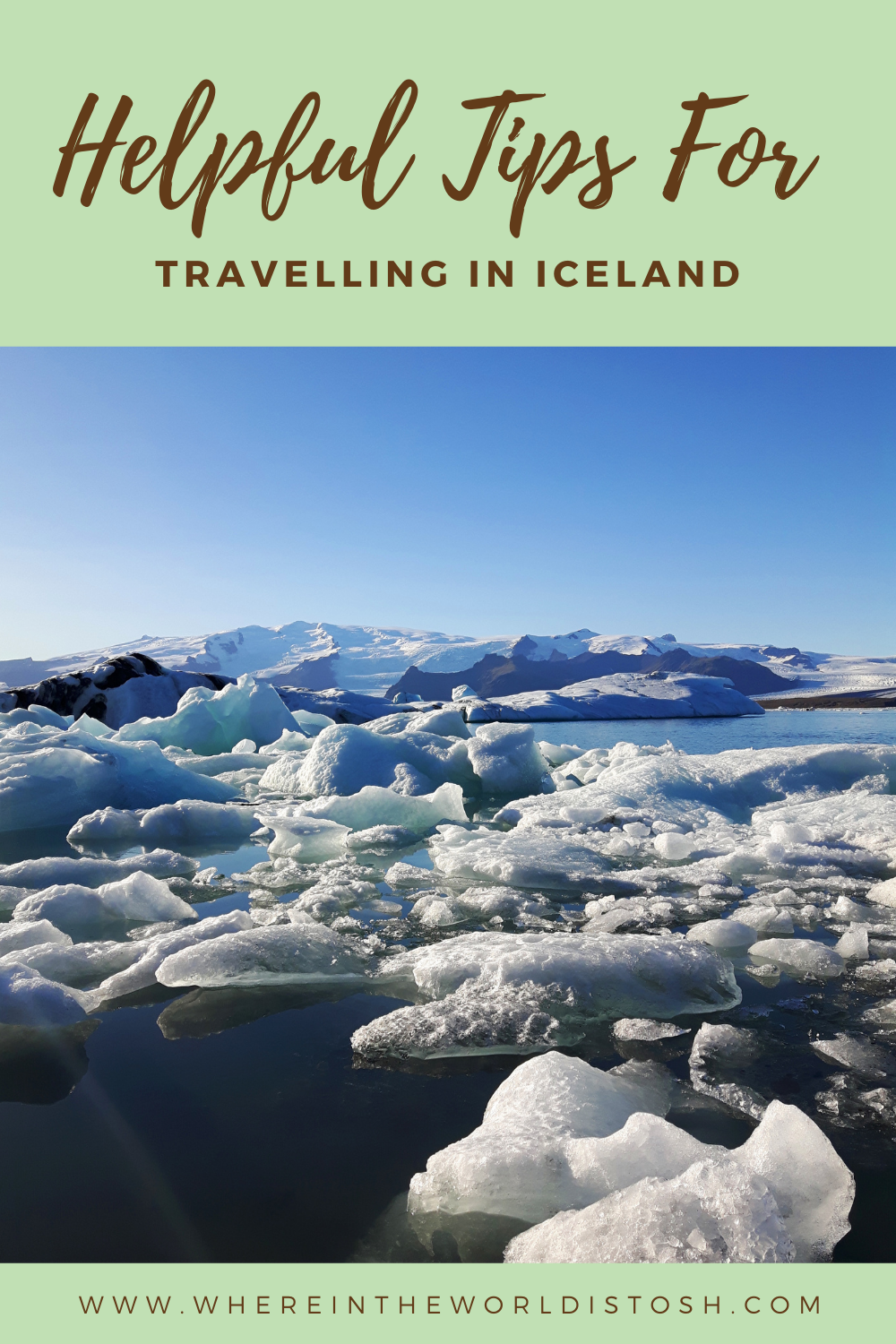 Tips For Travelling In Iceland