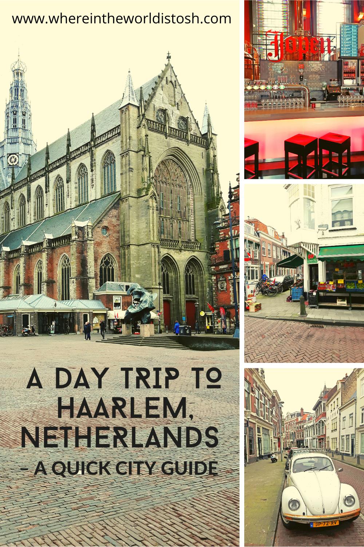 Day Trip To Haarlem Netherlands