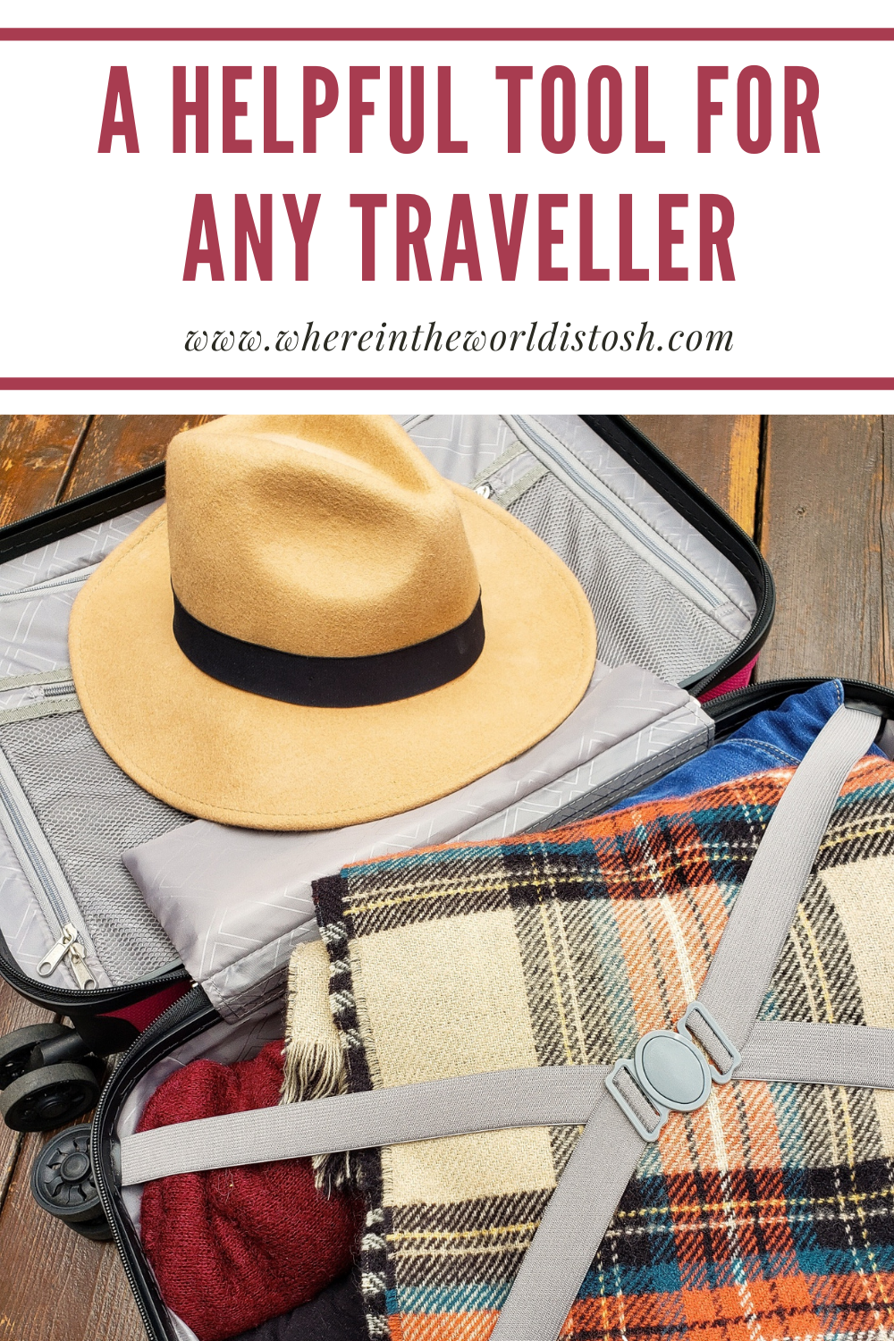 Helpful Tool For Any Traveller