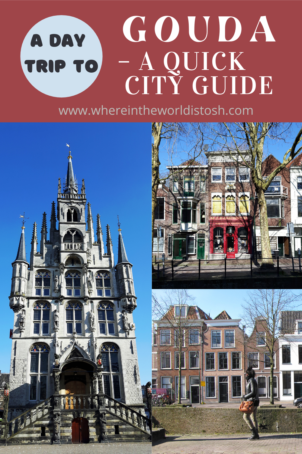 City Guide To Gouda