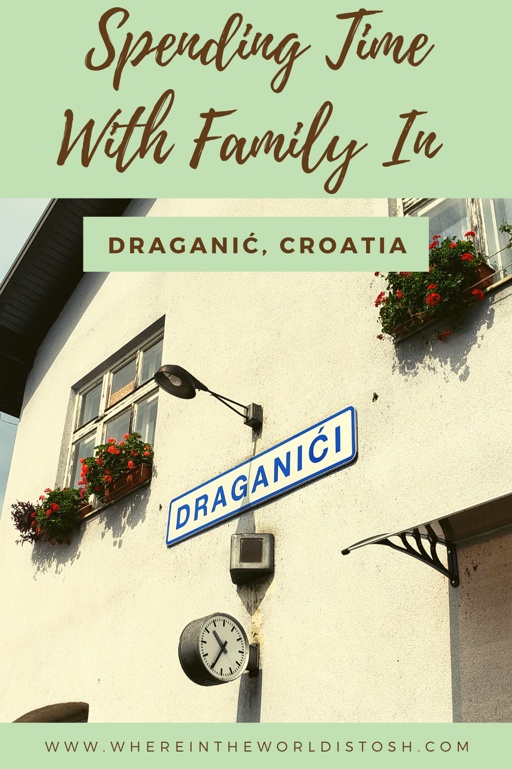 Spending Time In Draganic, Croatia