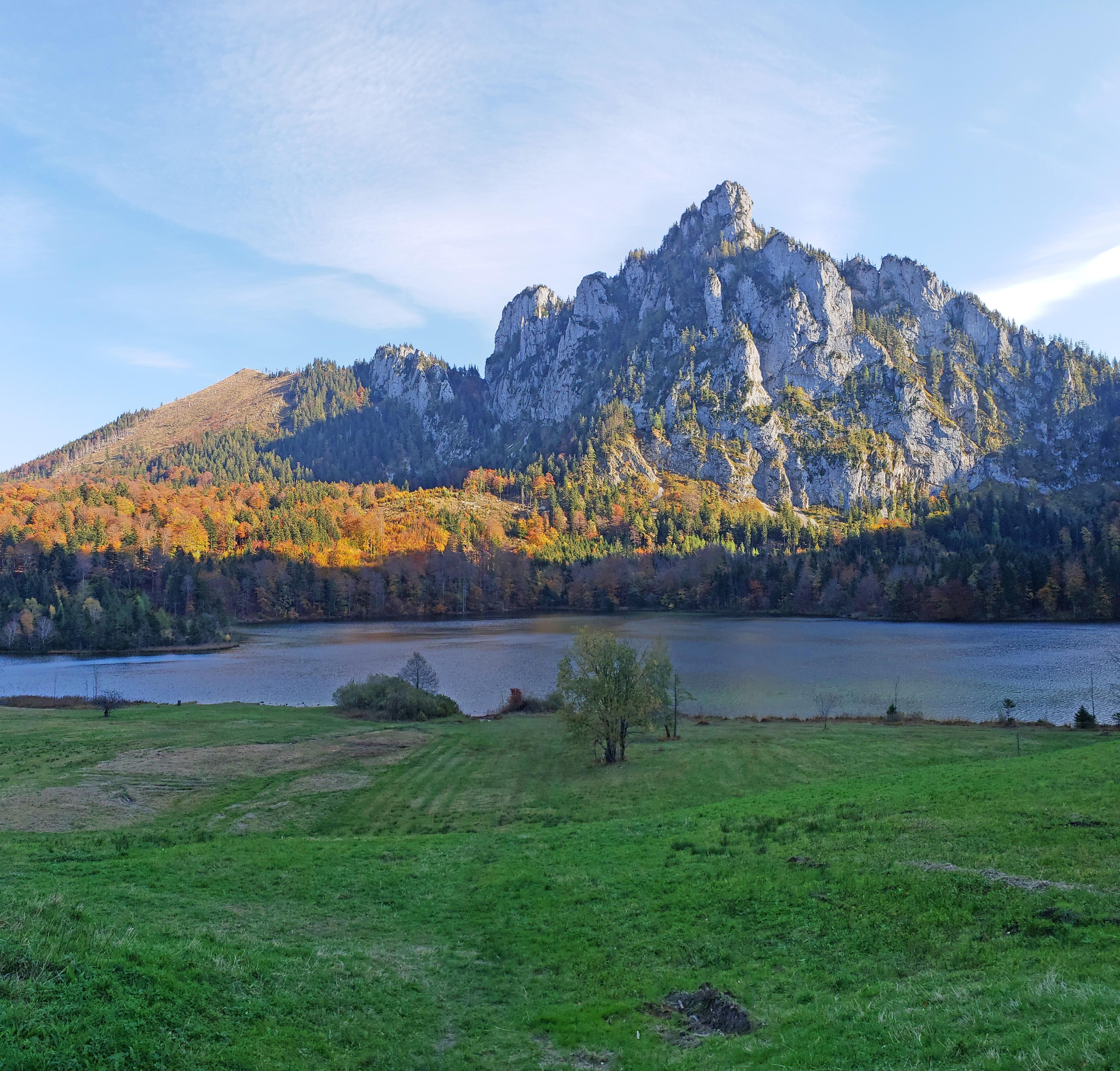 Gmunden_Laudachsee_Austria_Europe
