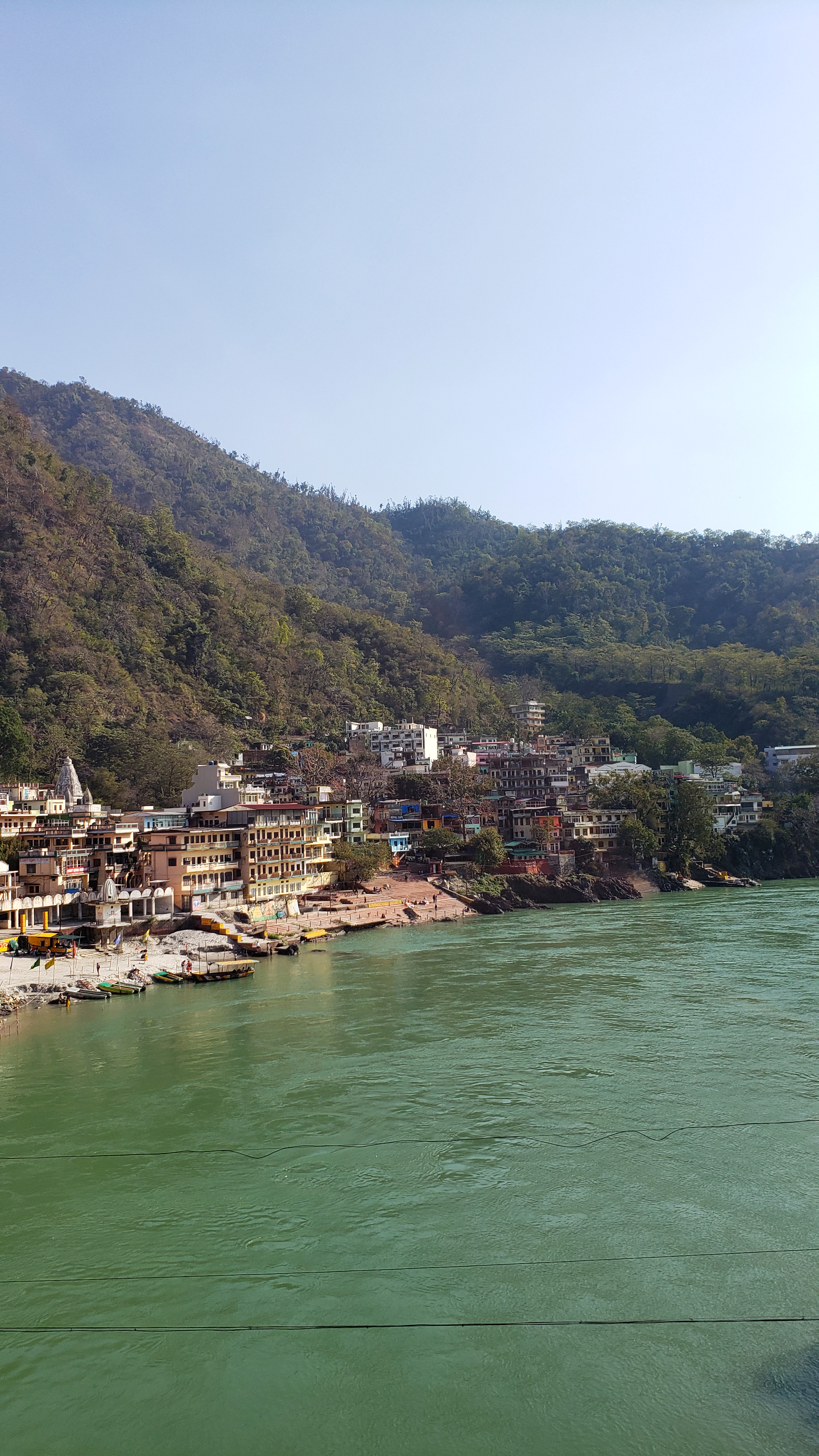 Staying_at_an_Indian_Ashram_Rishikesh