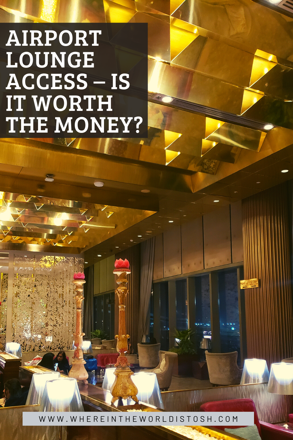 Airport Lounge Access Is It Worth The Money