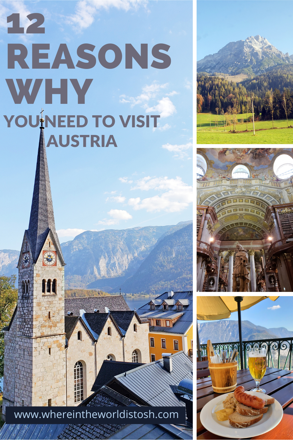 12 Reasons Why You Need To Visit Austria