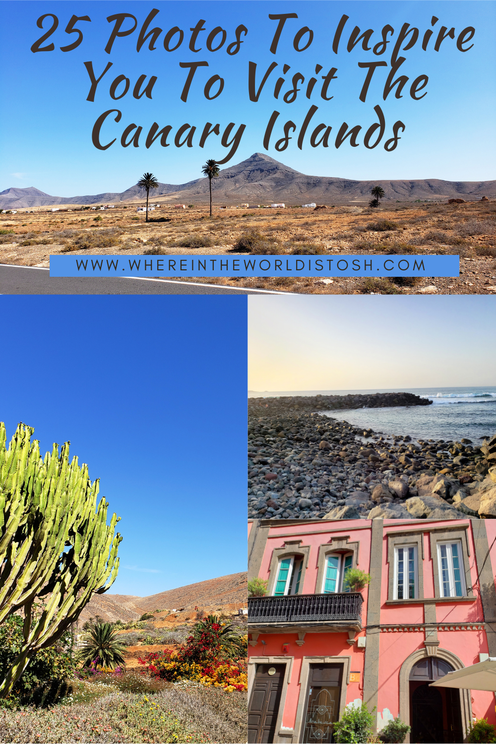 25 Photos To Inspire You To Visit The Canary Islands