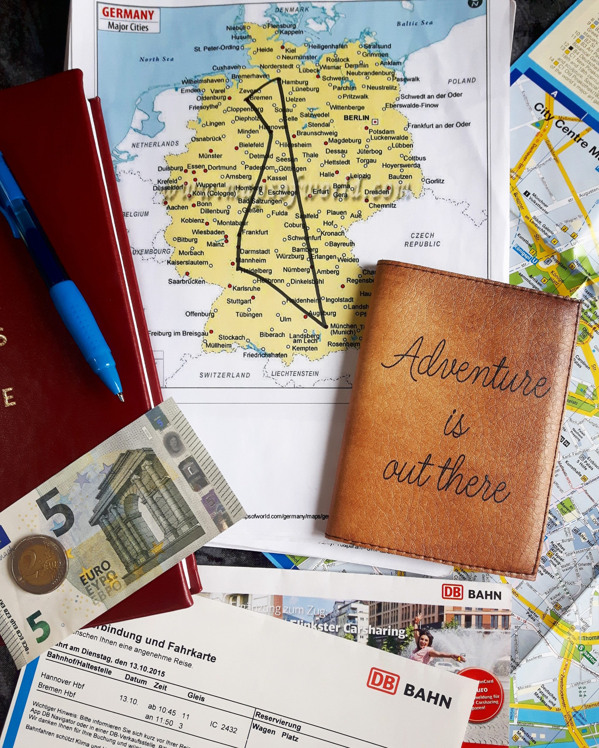 The 5 W's Of Travelling Internationally