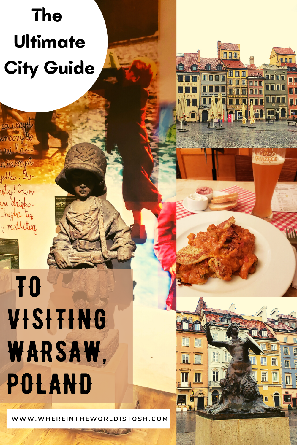 The Ultimate City Guide To Warsaw Poland