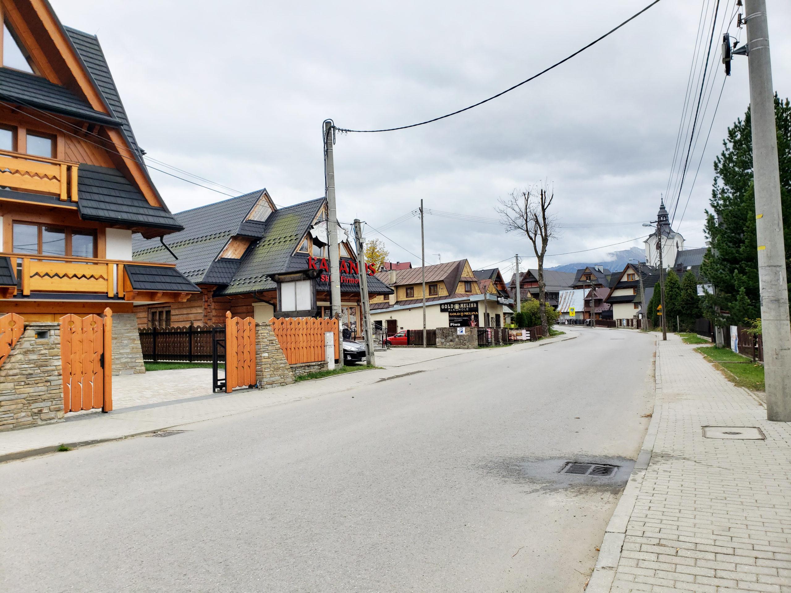 2 Days In The Quaint Village Of Poronin, Poland